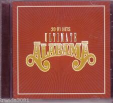 ALABAMA Ultimate Number 1 CD Classic 80s Country Anthology FEELS SO RIGHT Rare