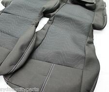TOYOTA KLUGER SEAT COVERS FRONT GX VERSION GSU5# FROM DEC 2013> NEW GENUINE