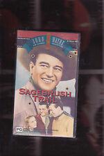 sagebrush trail (new and sealed VHS) <<John Wayne The Duke>> classic western