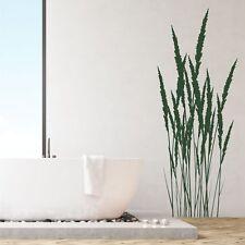 Wandtattoo Gras %7c Bambus Natur Wandsticker Wandaufkleber Wohnzimmer KW031