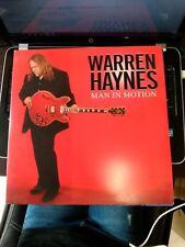 Hayes Warren-Man In Motion-Lp  VINYL NUOVO