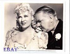 Mae West W.C. Fields VINTAGE Photo My Little Chickadee