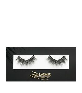 Lilly Lashes Miami 3D Mink Lashes Reusable - Up To 25 Wears Brand New UK Seller