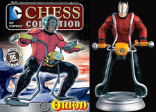 DC COMICS - EAGLEMOSS CHESS WHITE PAWN PIECE - ORION