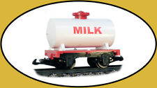 HARTLAND LOCOCMOTIVE WORKS 15431 MINI TANK CAR MILK - G SCALE