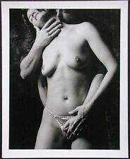 Larry S. Ferguson, Original Fotografie 1999, signiert, Charlene, Erotik/Nude/Akt