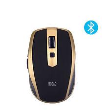 Wireless 1600DPI Bluetooth3.0 Optical Mouse Ergonomic for Windows 7/8/10 PC