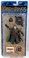 Lord Of The Rings Return Of The King Merry With Rohan Armor Toy Biz LOTR (MOC)