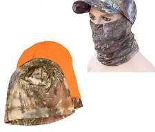 2 pc Kings Camo Bundle Beanie and Head & Neck Hood Gaiter Mountain Shadow Lot