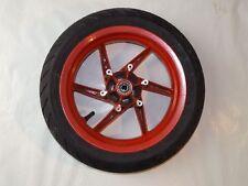 Piaggio  NRG 50 Reifen und Felge vorne  120/70 R13