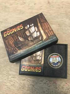 The Goonies Playing Card Collector's Set NEW