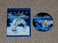 Stargate: Continuum Blu-ray Canadian Ben Browder