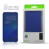 HTC Dot View Case Cover For HTC Desire 510 Blue