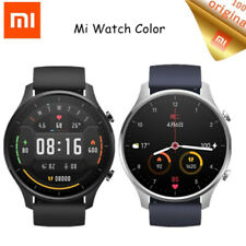 NEW Xiaomi Mi Smart Watch Color NFC GPS AMOLED Pressure Fitness Tracker