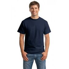 Hanes 'Beefy' Twin-Pack T-Shirts/navy-XL