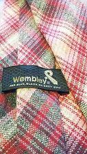 """Wembley, Multi-color, Plaid, Neck Tie (61"""")"""