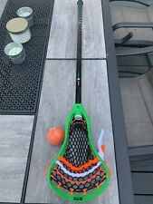 "Stx Proton Power 2 Head Brine Swizzbeat Ireland 30"" Lacrosse Stick shaft w/ ball"