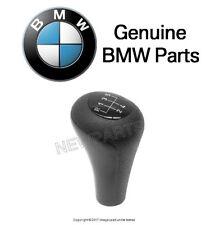 For BMW E46 318i 323i 325i 325is 328i E34 525i Shift Knob Genuine 25111434495