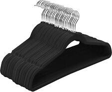 Velvet Hangers Clothes Heavy Duty Non Slip Hangers (30 & 50 Pack) Utopia Home