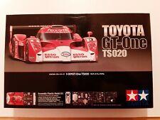 Tamiya Toyota GT-One TS020 NEU +OVP