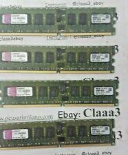 04 memoria Kingston KTD-WS670S2/2GB DDR400 PC3200 ECC UNBUFFERED x DELL