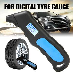Tire Pressure Guage Digital Car Truck Auto Air-LCD Meter Tester Tyre Gauge