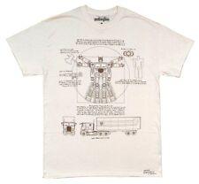 New Transformers Vitruvian Prime T-Shirt Men's Size Large