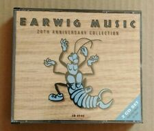 Earwig 20th Anniversary Collection 2x Cd Set Blues 1999 Rare Compilation