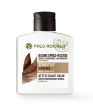 Yves Rocher Aftershave Balm Shea Butter Non Sticky Sensitive Skin Soothing 100ml
