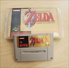 ZELDA A LINK TO THE PAST NES PAL VIDEO GAME SUPER NINTENDO 1992 VINTAGE WORKING