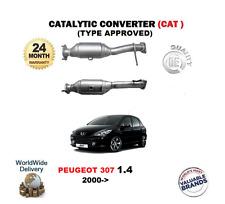 Pour Peugeot 307 1.4 Estate Sw Neuf Catalytique Coverter Chat