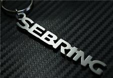 Para Chrysler Sebring KEYRING LLAVERO SCHLÜSSELRING Porte-clés CRD LXI LX GTC