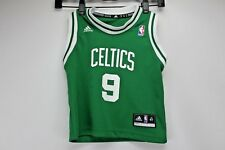 ADIDAS #9 Rondo BOSTON CELTICS TODDLER JERSEY 4T Green  baby Rare