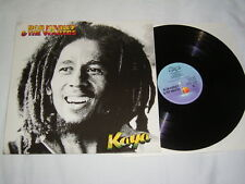 LP - Bob Marley & The Wailers Kaya - 1978 # cleaned