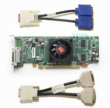 Dell AMD Radeon 512MB HD5450 Video Card Dual DVI VGA Low Profile HFKYC,1CX3M