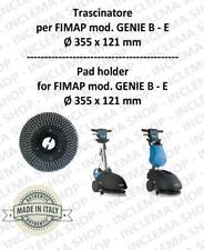 TRASCINATORE per lavapavimenti FIMAP mod. GENIE B - E