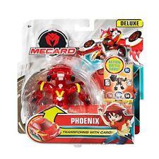 Mecard Phoenix Deluxe Mecardimal Figure, Red