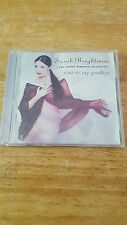 """SARAH BRIGHTMAN -""""TIME TO SAY GOODBYE"""" - CD- LONDON SYMPHONY ORCHESTRA -FABULOUS"""