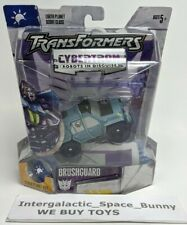 2005 Hasbro Transformers Cybertron Brushguard  Class with Cyber Key MOC
