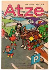 DDR ATZE Heft 10/1977 FDJ Verlag Junge Welt Fix und Fax *AZ67