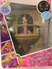 New 3D Light FX Disney Princess Rapunzel  Balcony FX Deco Night Light