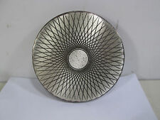 Vintage Rex Avenue Sterling Silver Powder Compact with Mirror