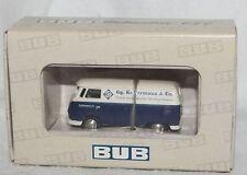 BUB 1:87 Metallmodell -06503- Edition 205 - VW T1 Kastenwagen CKO - Neu in OVP