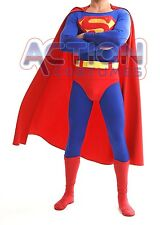 Superman Costume 90's Style