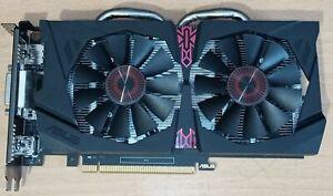 ASUS STRIX GTX 950 NVIDIA GeForce DirectCU II OC 2gb Graphics Card