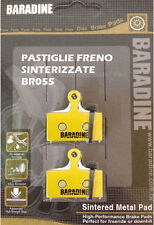 BARADINE KIT 4 PASTIGLIE FRENO SINTERIZZATE METALLICHE COMPATIBILI XT-SL-SLX