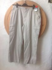 👖**NewWT** Marks & Spencer Size 18S (46/48) Beige Chinos Trousers RRP £19.50
