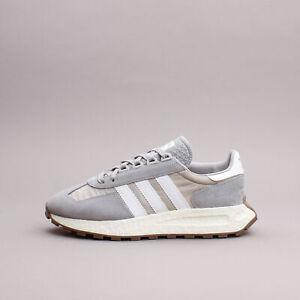 Adidas Originals Retropy E5 Boost Grey White Gum Lifestyle New Men Shoes Q47101