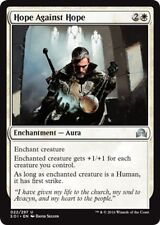 4 x Hope Against Hope - Shadows over Innistrad - Uncommon - Near Mint