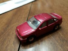 Matchbox Vectra Cavalier GSi 2000 1989 Red 1:59 Made in China